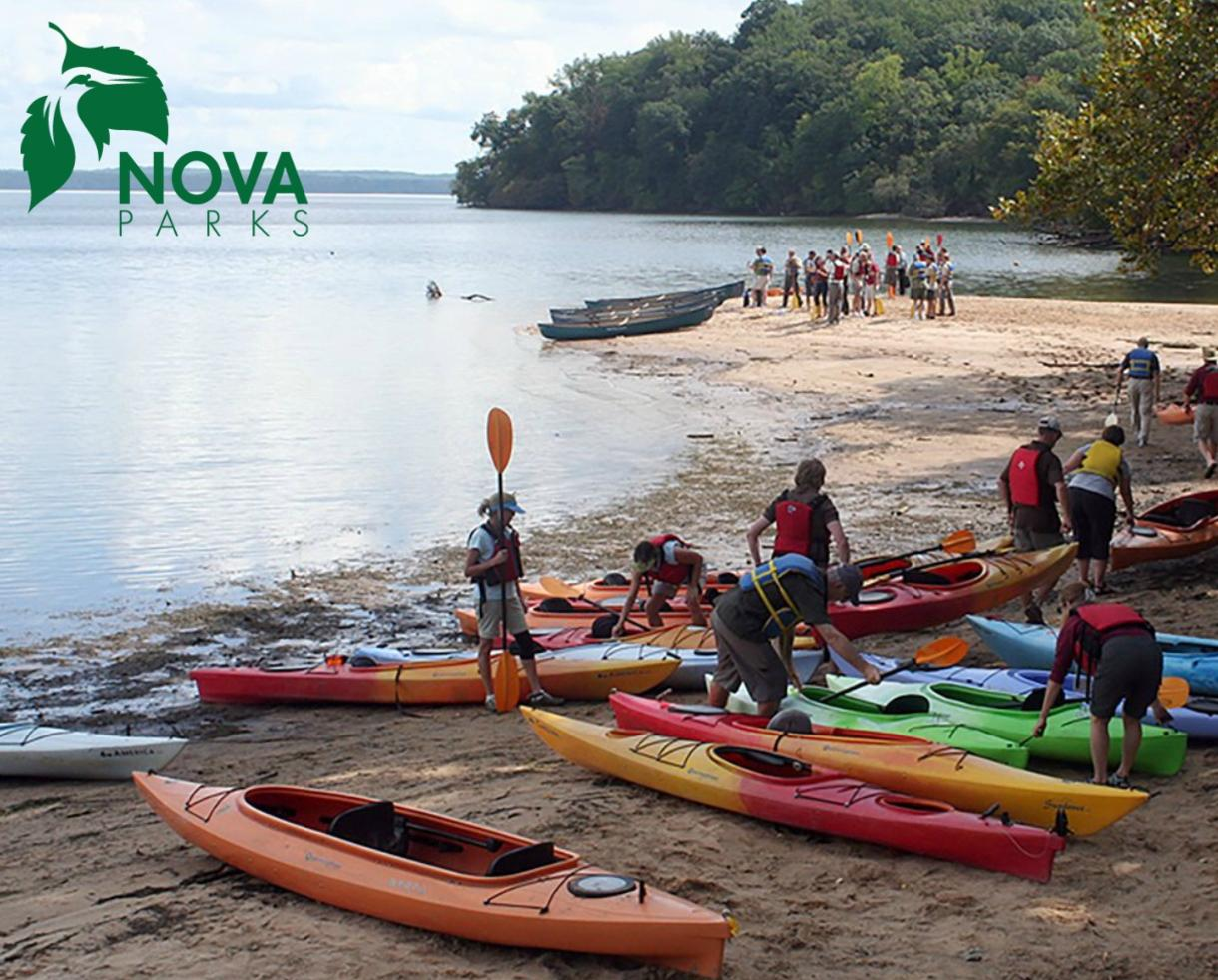 $8 for Hour-Long Boat Rental at Fountainhead or Pohick Bay Regional Park - Northern Virginia (34% Off)