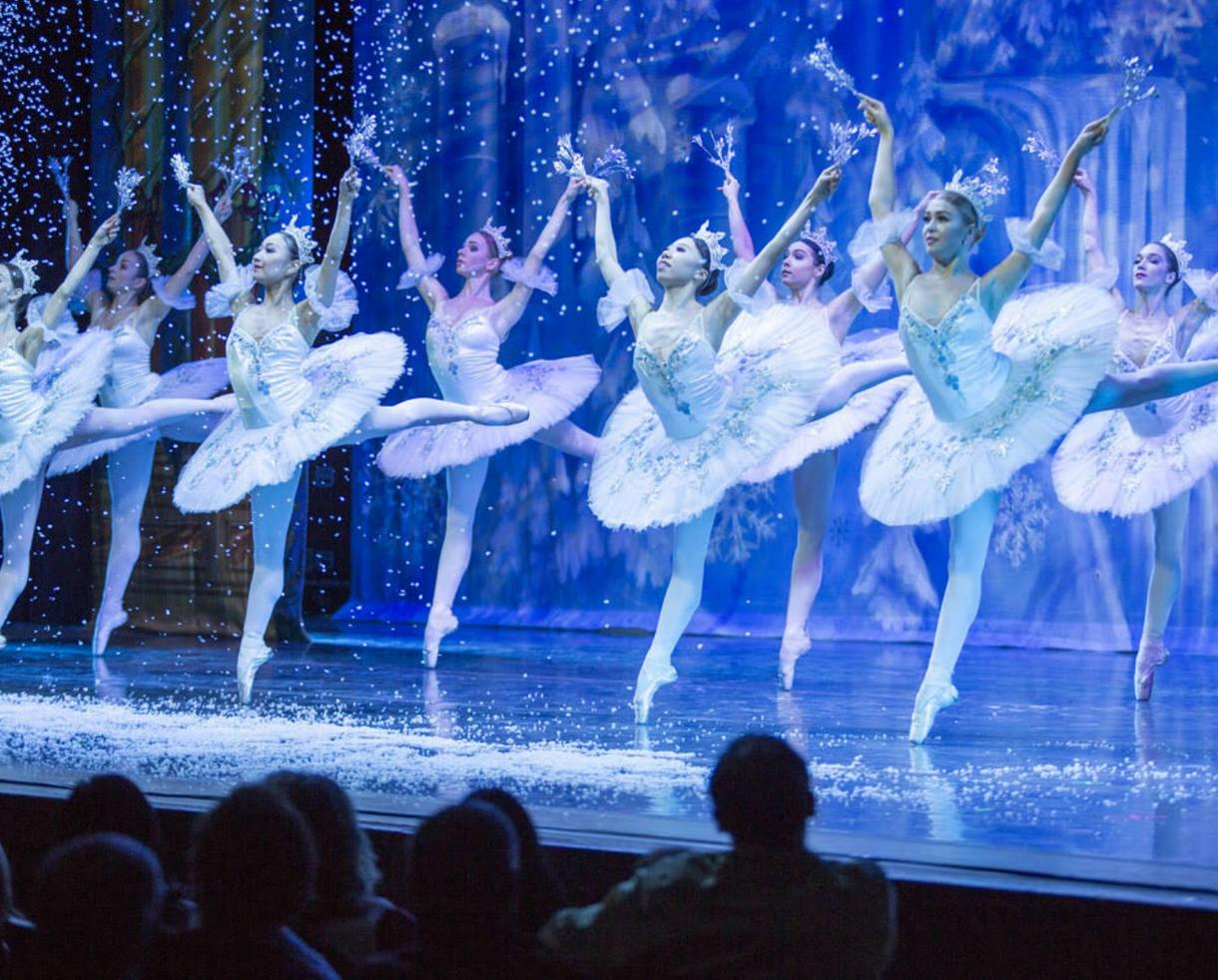The Moscow Ballet's Great Russian Nutcracker at The Miller Theatre
