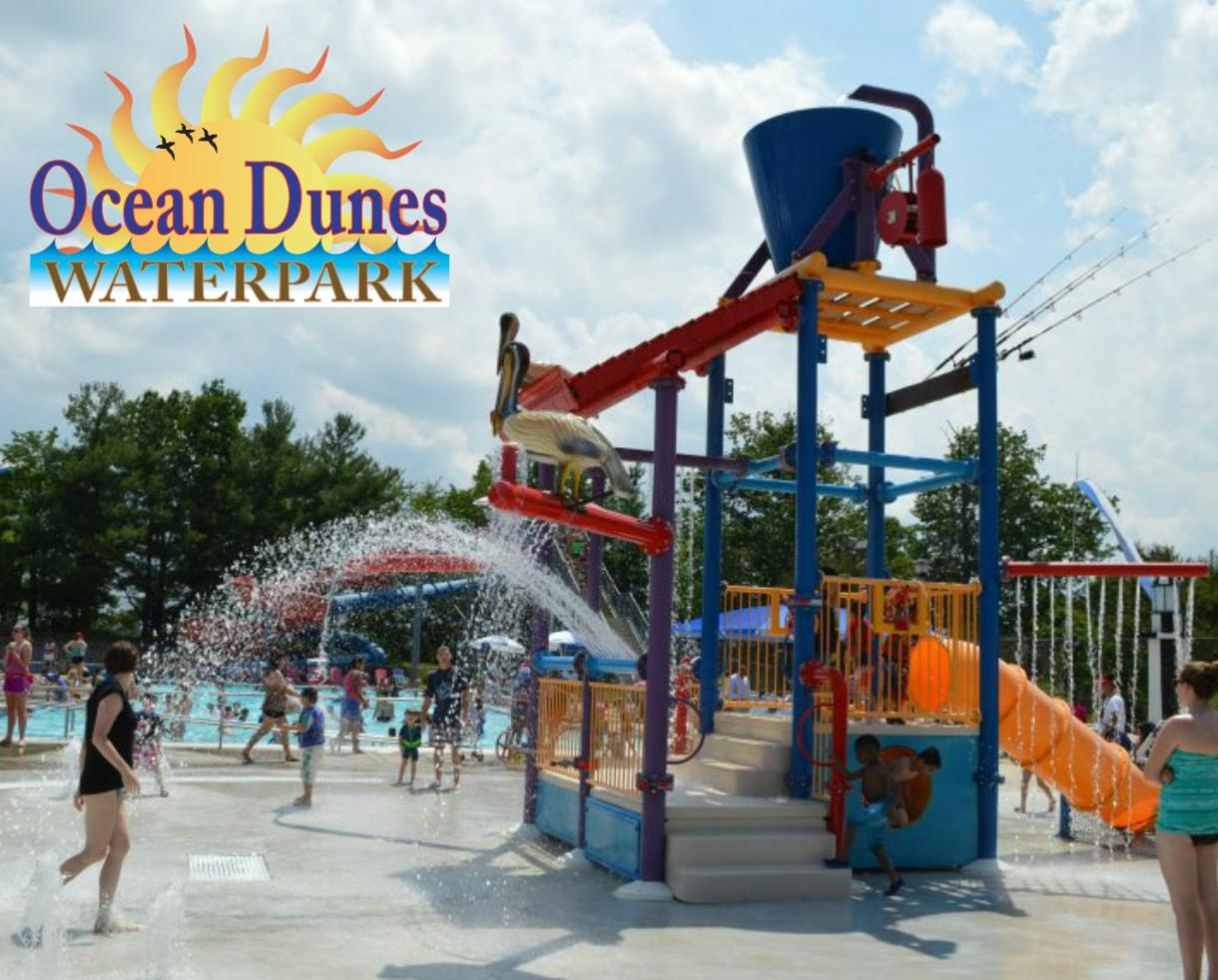 Ocean Dunes Waterpark Admission