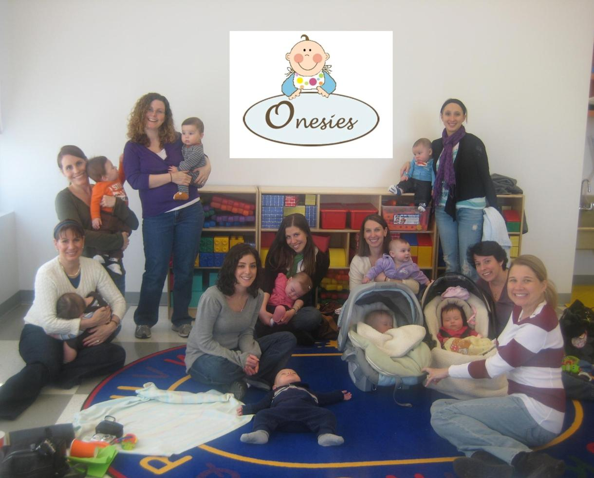 $110 for Series of Mom and Baby Classes with Onesies DC (MD, DC, and N. VA locations) (50% off - $220 value)
