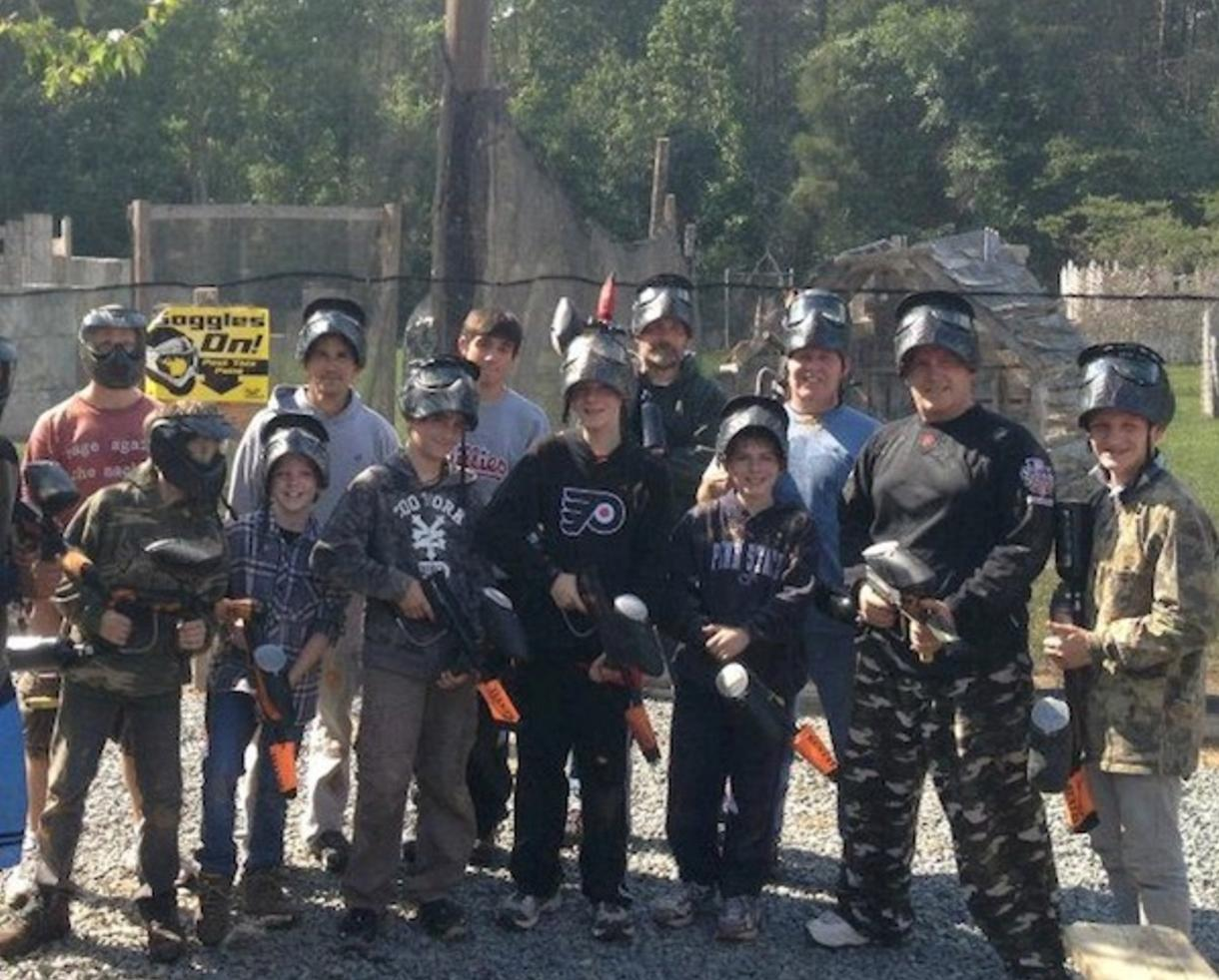 $149 for YOUTH Intro to Paintball Party -- NEW Equipment and Technology Designed Just for Kids Now Available! - North East ($300 Value - 51% Off)
