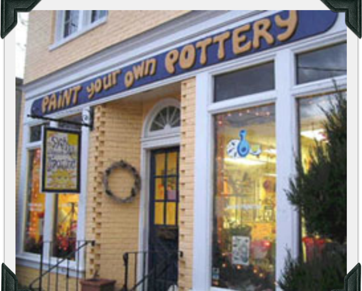 $15 for Your Choice of TWO Mugs, Bowls, or Plates to Create at Paint Your Own Pottery in Fairfax (50% off a $30 Value)