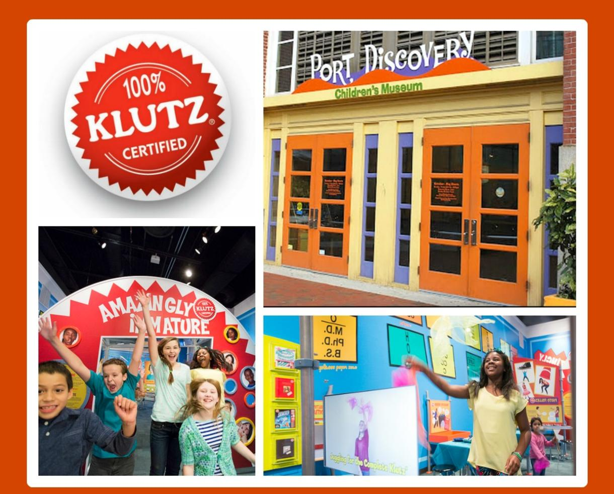 $10 for Port Discovery Children's Museum Admission - Baltimore (34% Off!)