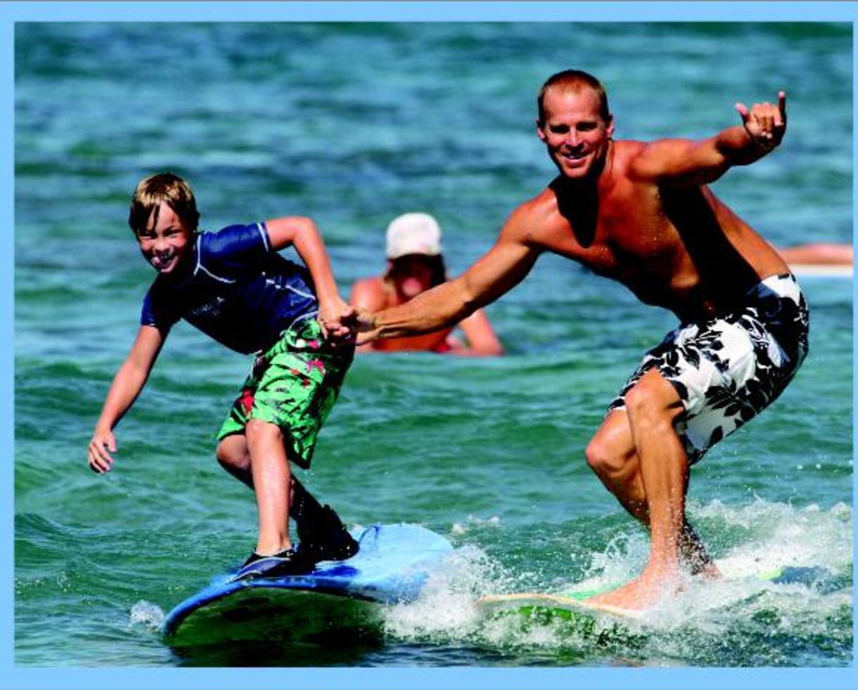 Surf camp deals