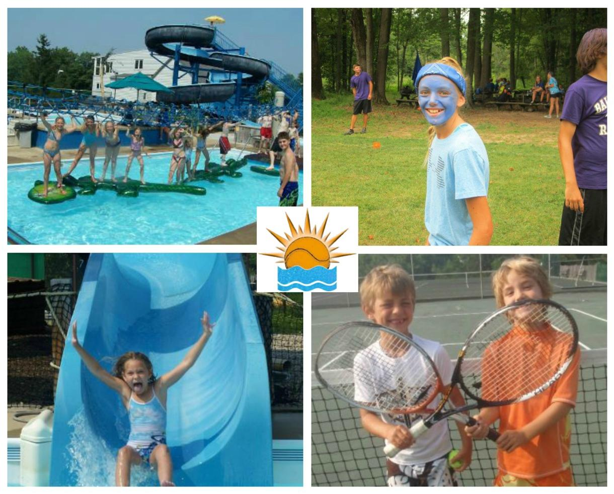Deal: $199 for Pine Valley Swim & Tennis Club Day Camp for ...