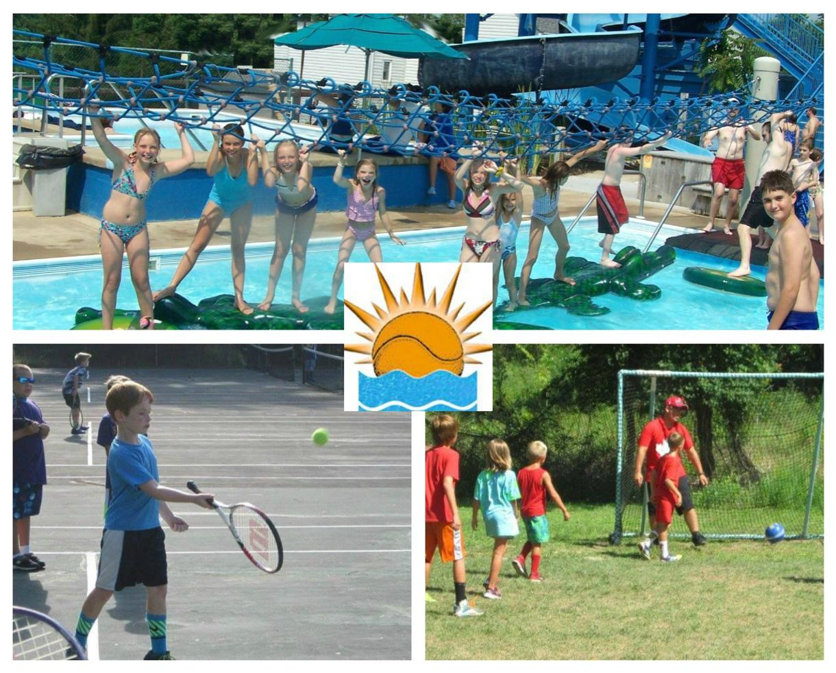 One Week of Pine Valley Swim & Tennis Club Day Camp