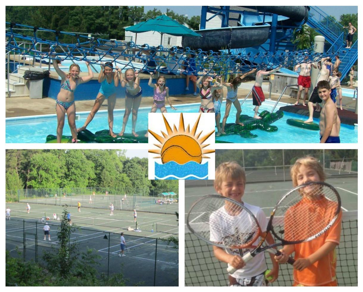 Weekday Full Club Family Membership - Pools, Racket Sports ...