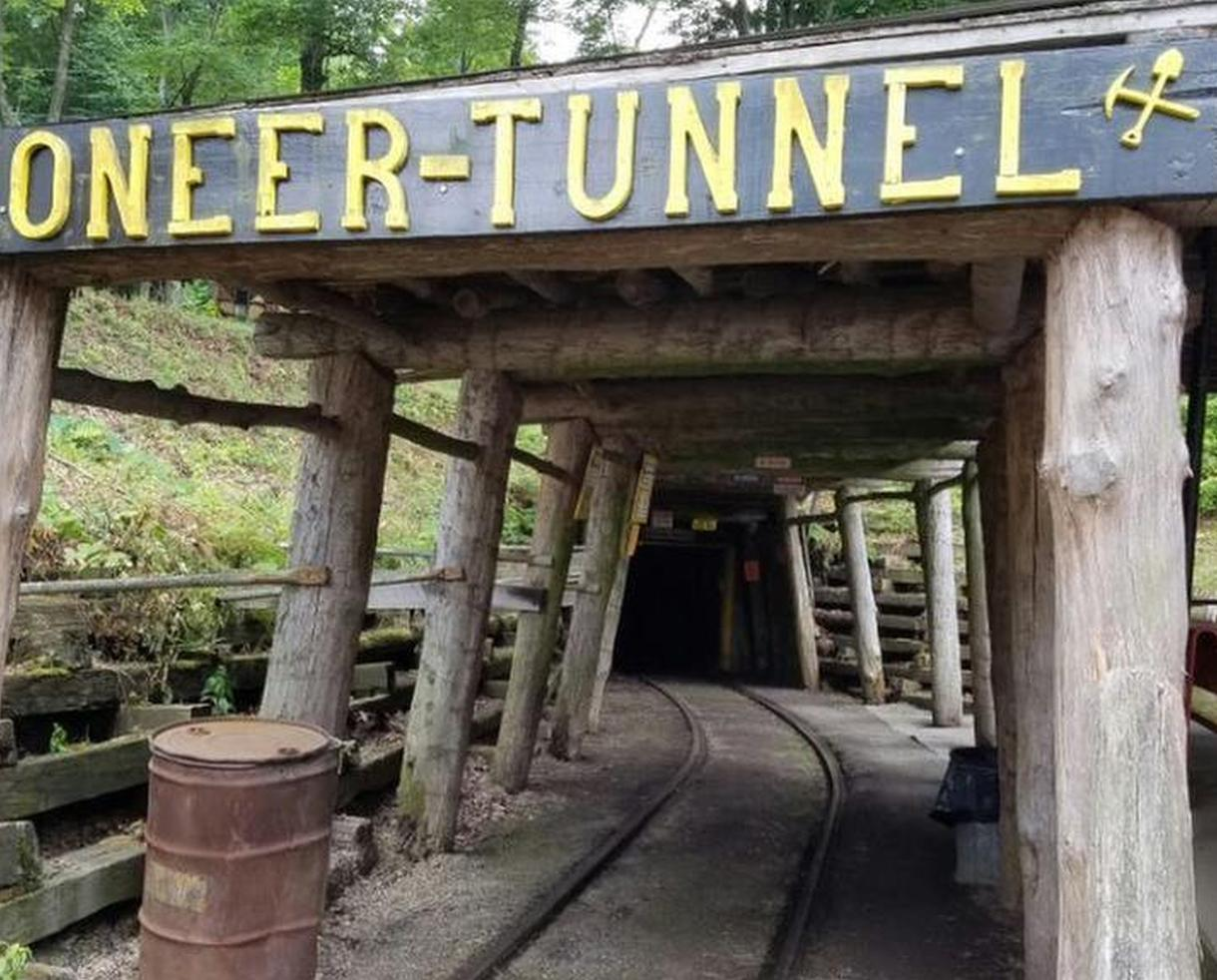 Coal Mine Tour and Steam Train Ride for Two or Four People at Pioneer Tunnel