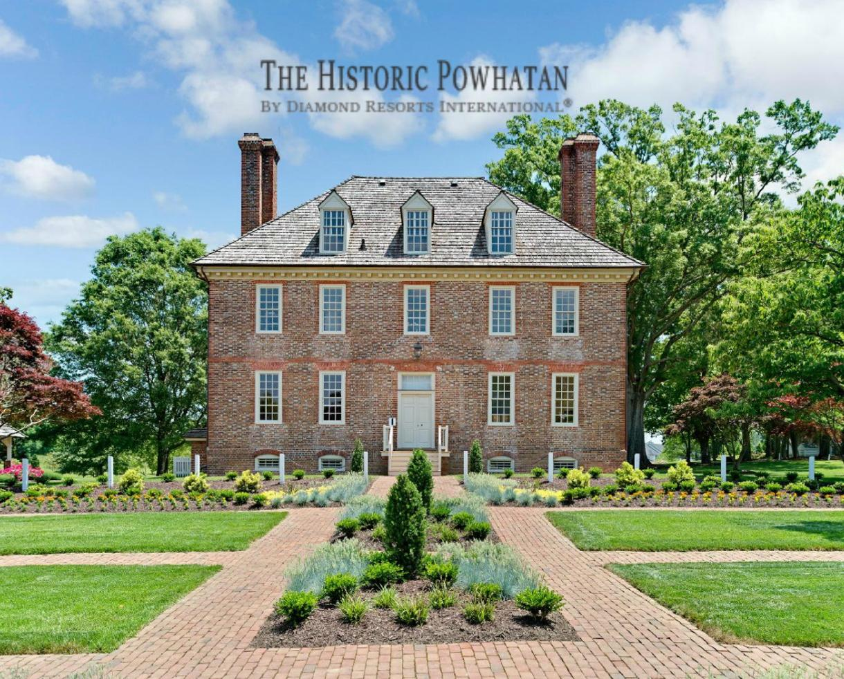 3-Night Getaway in One bedroom condo at The Historic Powhatan Resort