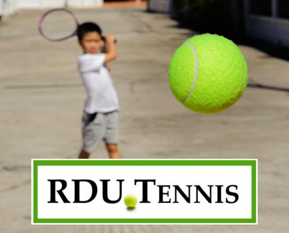 $55 for RDU Tennis Spring Clinic for Ages 5-14 at American University - Washington, DC (32% Off)