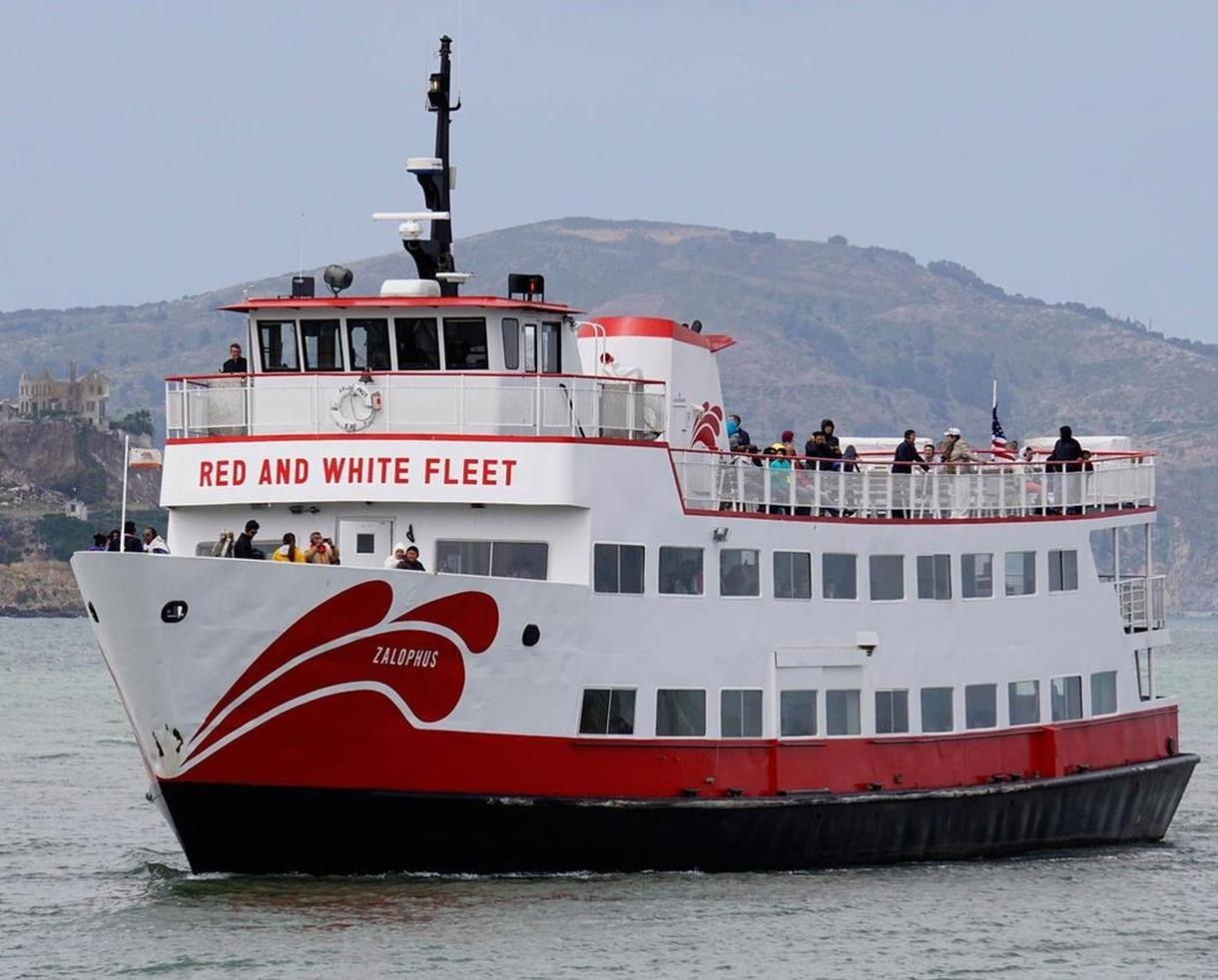 Golden Gate Bay or Bridge 2 Bridge Cruise for One Adult or Youth from Red and White Fleet