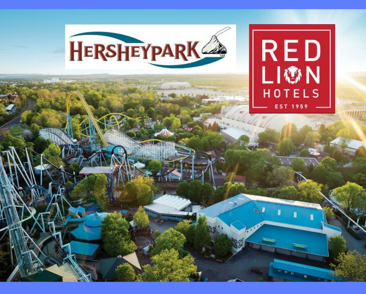 $229+ for One Night Hersheypark Getaway Package - Includes Hot Breakfast and HERSHEYPARK Tickets! (Up to 36% Off)