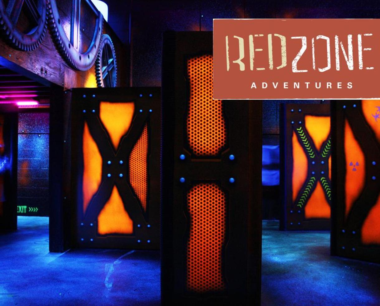 $35 for Red Zone Adventures Family Night Out - Including Attractions and Dinner + Special Birthday Package - Timonium (Up to 53% Off - $74 Value)