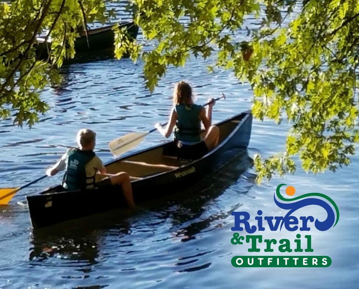 River and Trail Outfitters' Park & Paddle – Kayak and Canoe Adventures