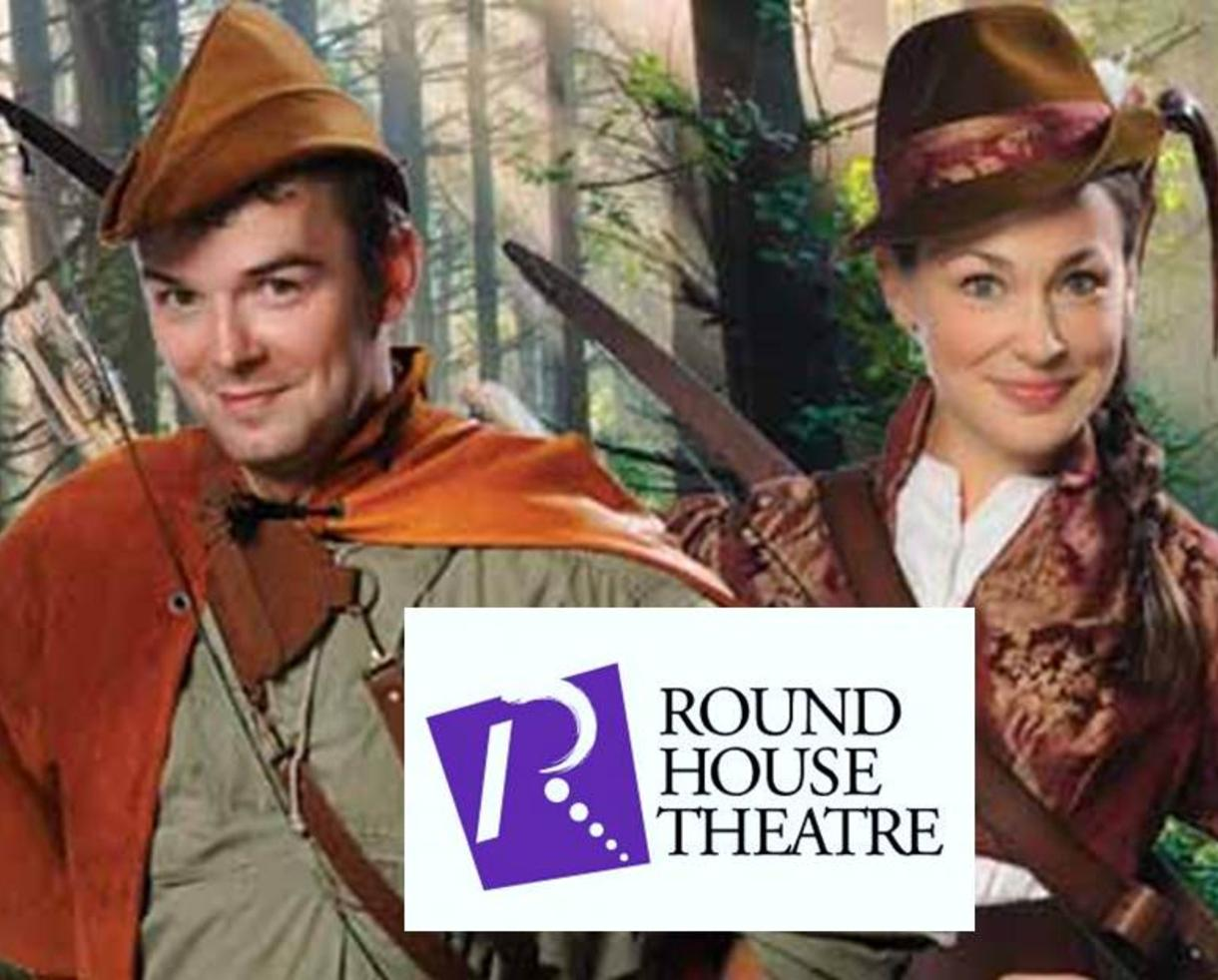 $12.50 for Round House Theatre's YOUNG ROBIN HOOD - Bethesda - NEW DATES!! (Up to 77% Off!)
