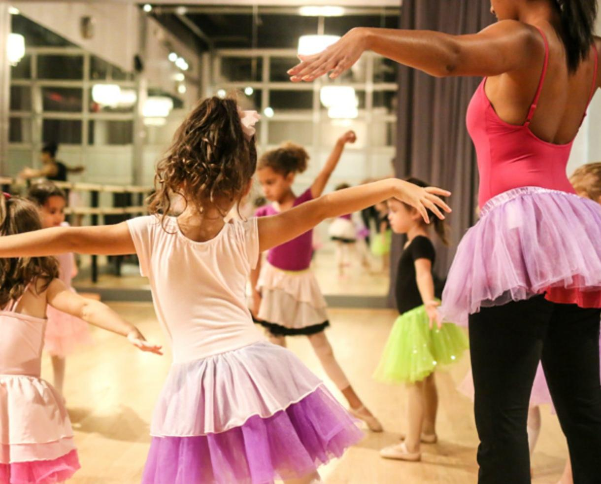 $299 for 22-Week Latin, Jazz, Ballet or Tap Class for Ages 5-12 at Salsa With Silvia - Columbia Heights ($75 Off!)