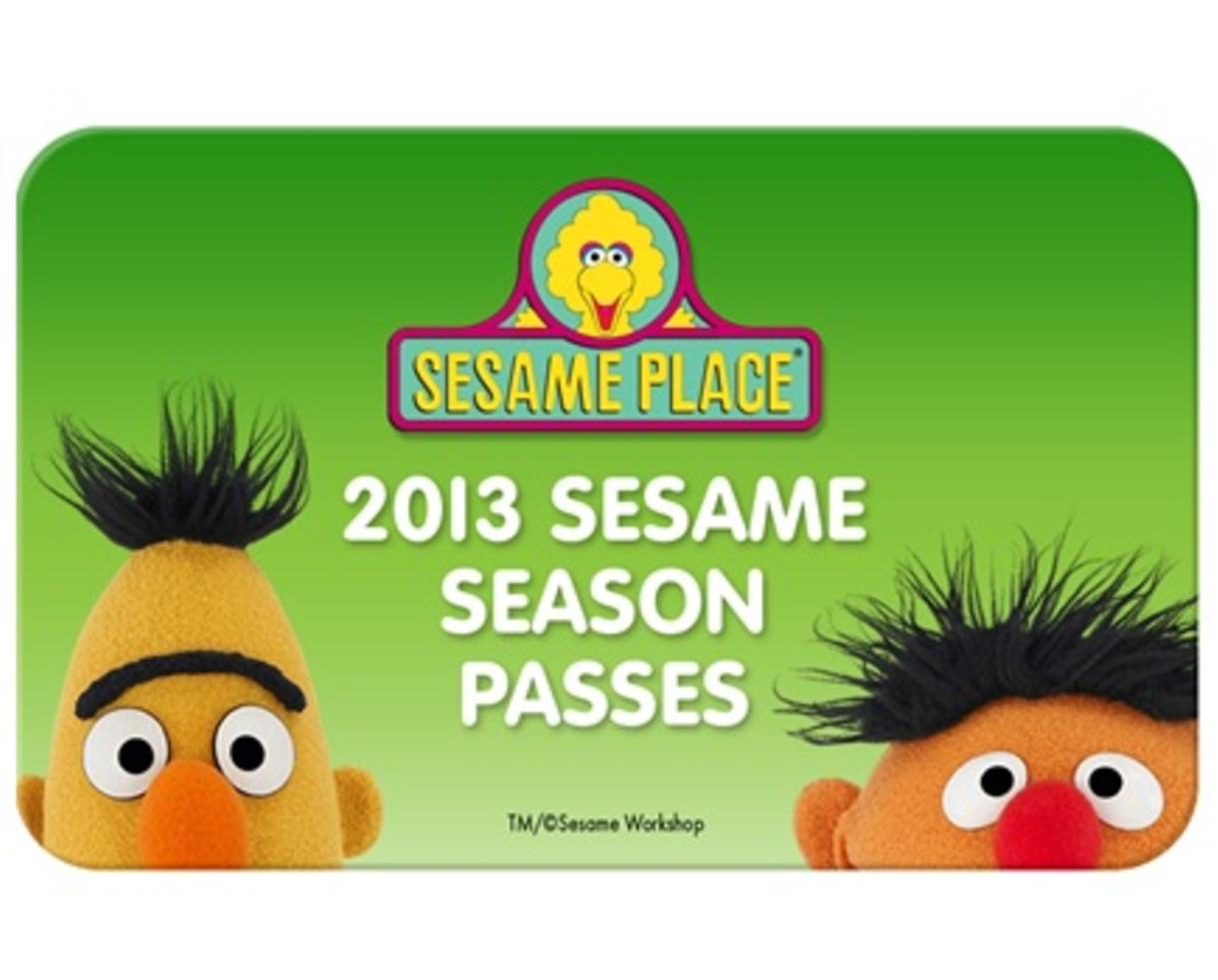 Save 20% on Sesame Place Season Passes!