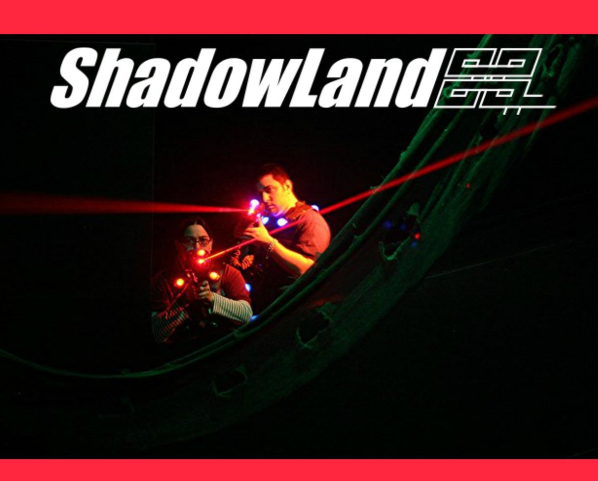 $11 for TWO Laser Tag Adventures at ShadowLand OR $149 for Laser Tag Birthday Party / Business Team Building Event - Valid at all FIVE Maryland and Virginia Locations! (Up to 32% Off)