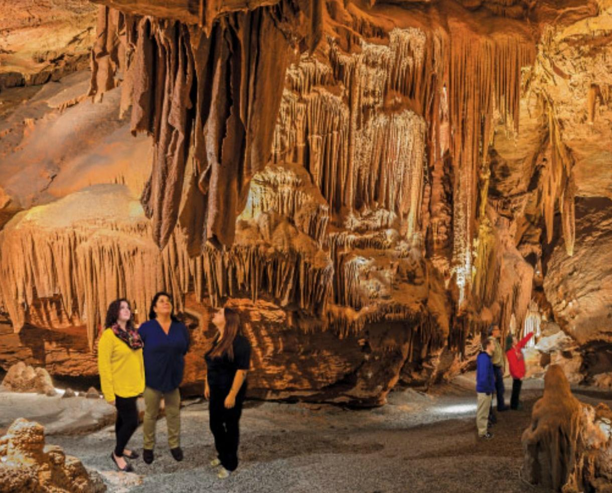 $19 for TWO Shenandoah Caverns Admissions - One Adult & One Child (48% Off!)