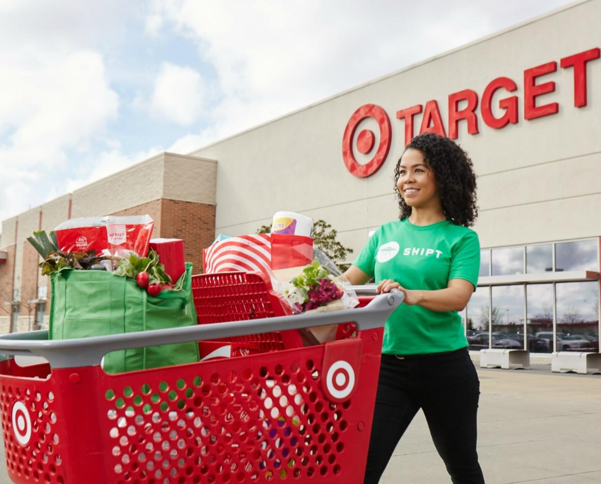 TARGET Delivered to Your Door in as Little as an Hour With Shipt!