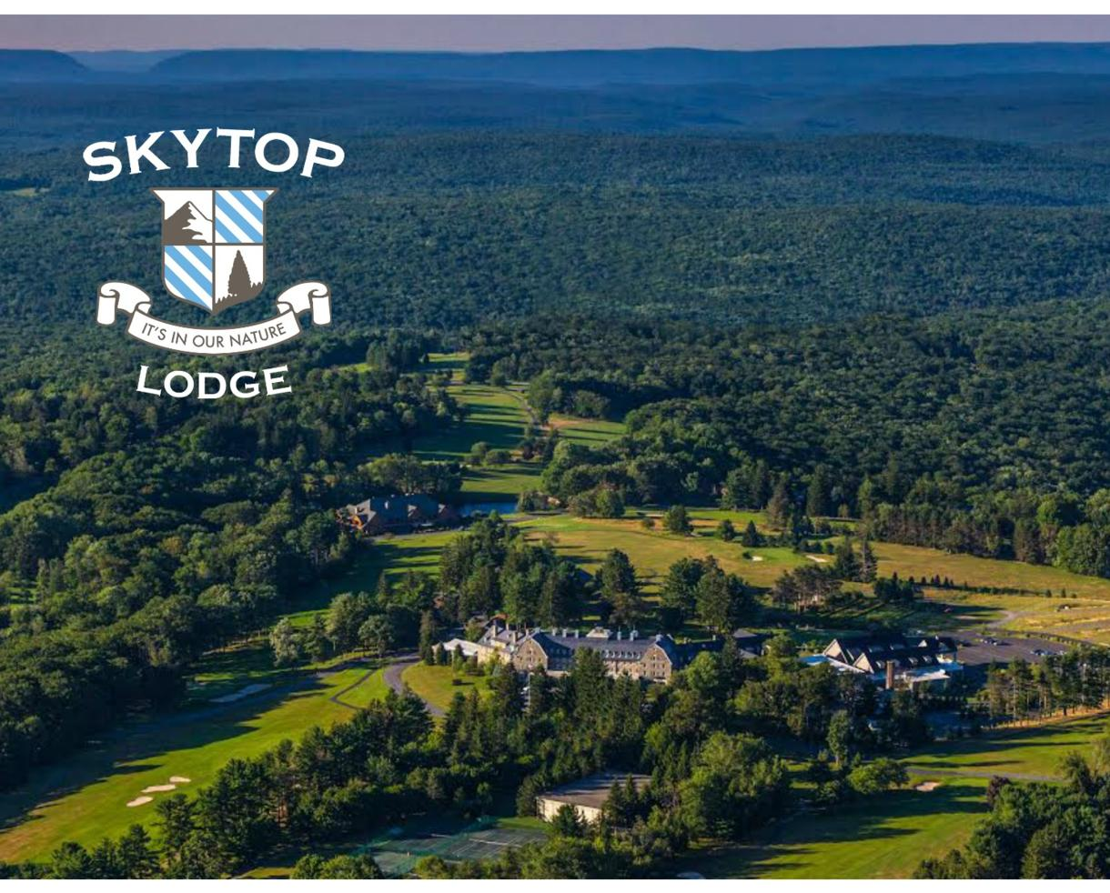 $219+ for Poconos Mountains Getaway Packages at Skytop Lodge Premier Family Resort (Up to 33% Off)