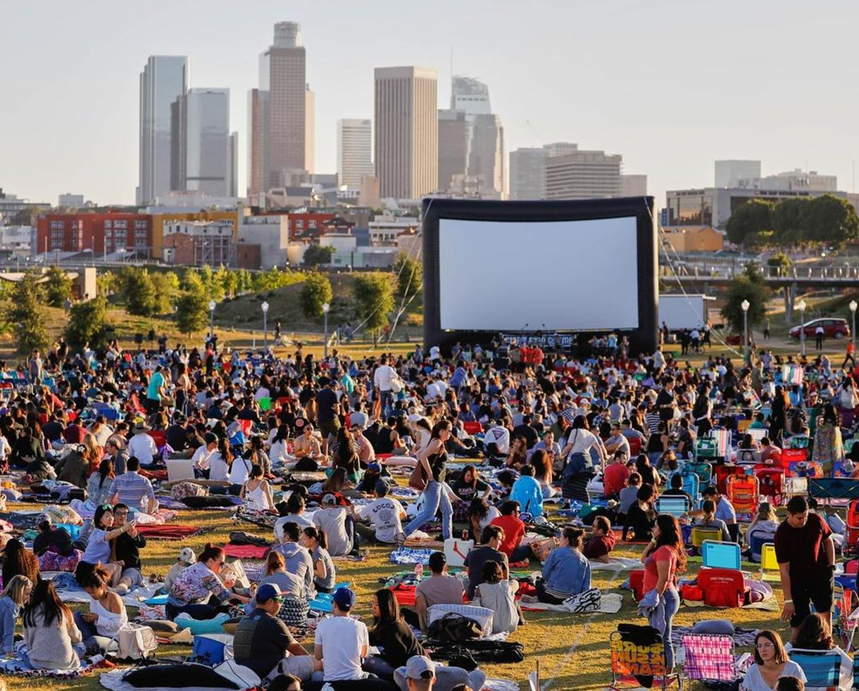 Street Food Cinema General Admission Tickets or Season Passes to Any Show!