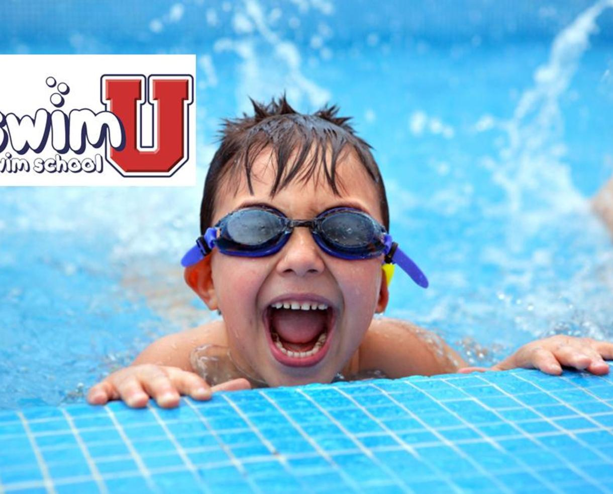 $40 for FOUR Weeks of Swim Lessons at Swim U Swim School! OR $150 for a Birthday Party (up to 55% off)