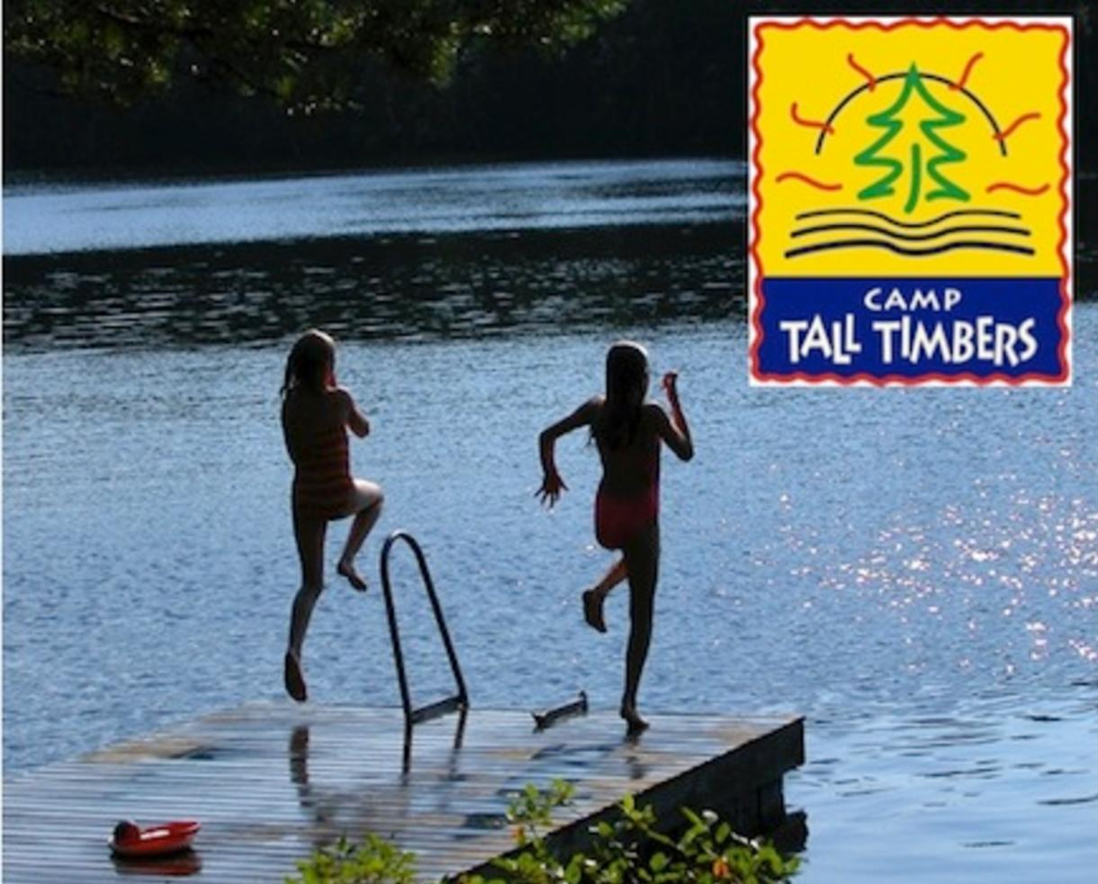 $75 for One Child's Try-Out Weekend at Camp Tall Timbers ($150 value - 50% Off)