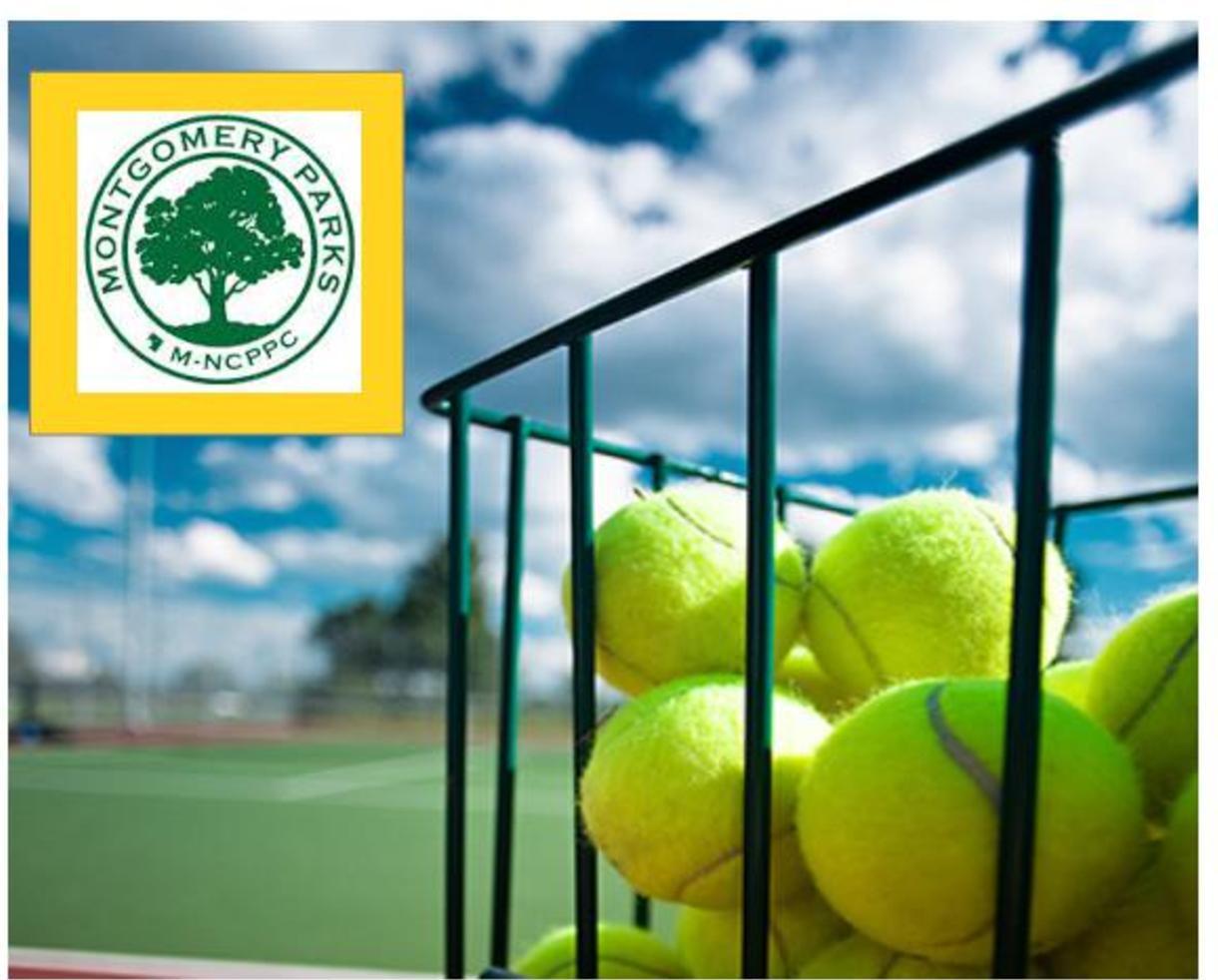 Totally Tennis Camp at Wheaton Regional Park
