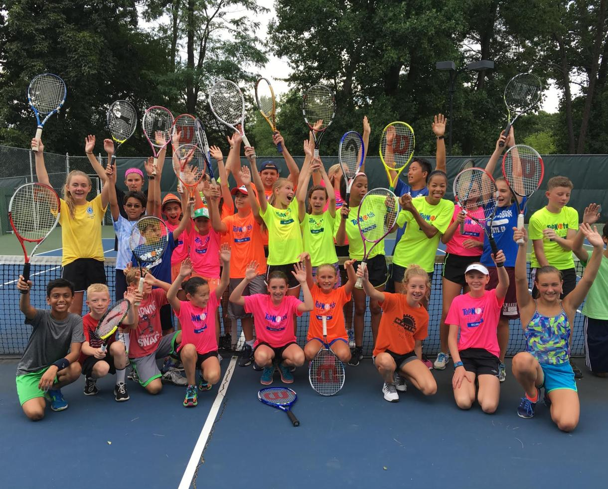 TopNotch Tennis 8-Week Fall Junior Program