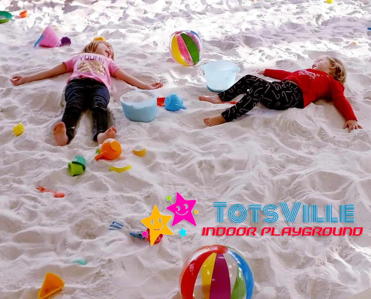 Totsville Indoor Playground Weekday Admission