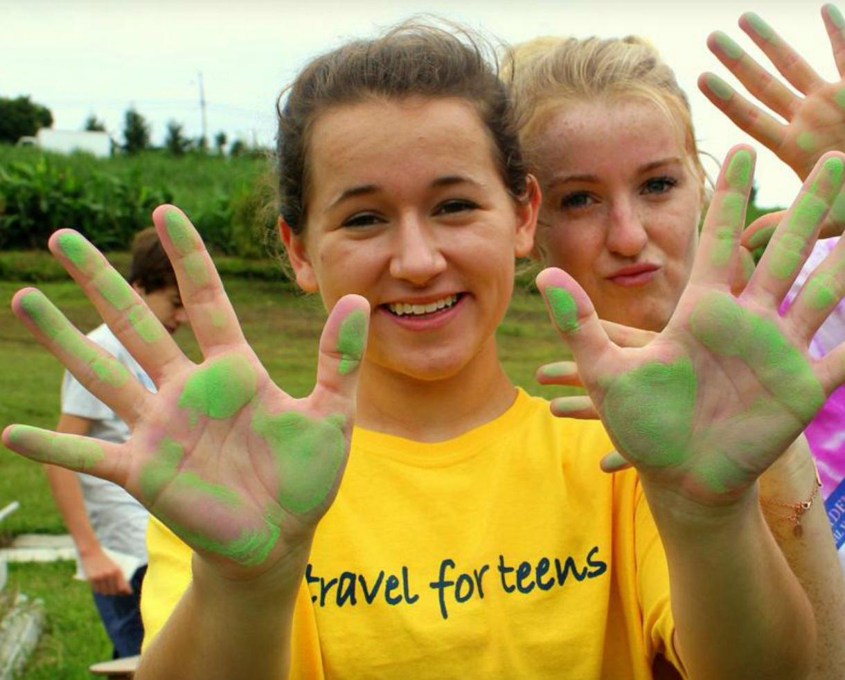 Up to $500 Off Travel for Teens Summer Trip