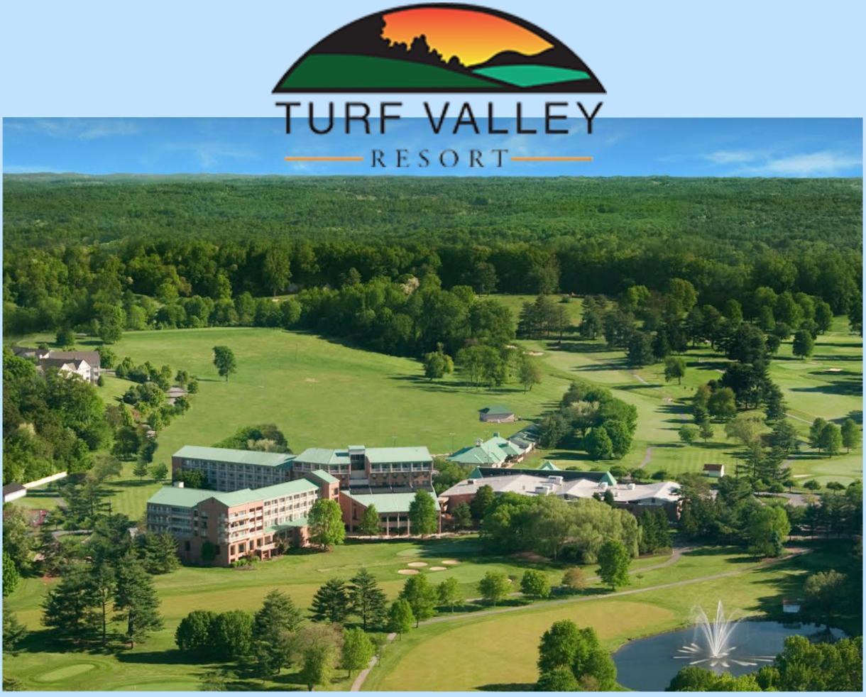 $117+ for Turf Valley Resort 1-Night Getaway & Breakfast + GOLF OPTION (50% Off)
