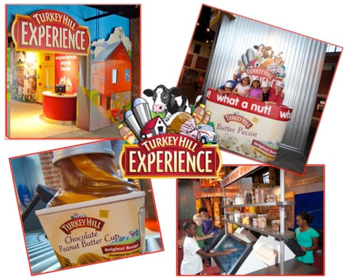 $6 for Turkey Hill Experience Admission - ICE CREAM!! (40% off)