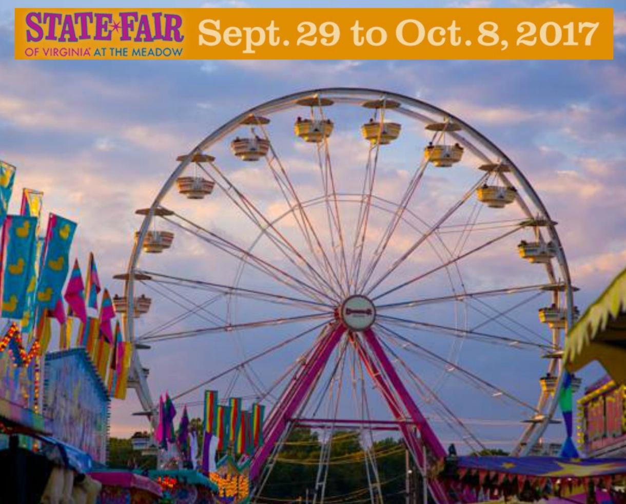 Va state fair coupons 12222 - Virginia State Fair - Schedule, Concert Lineup & Events, Directions