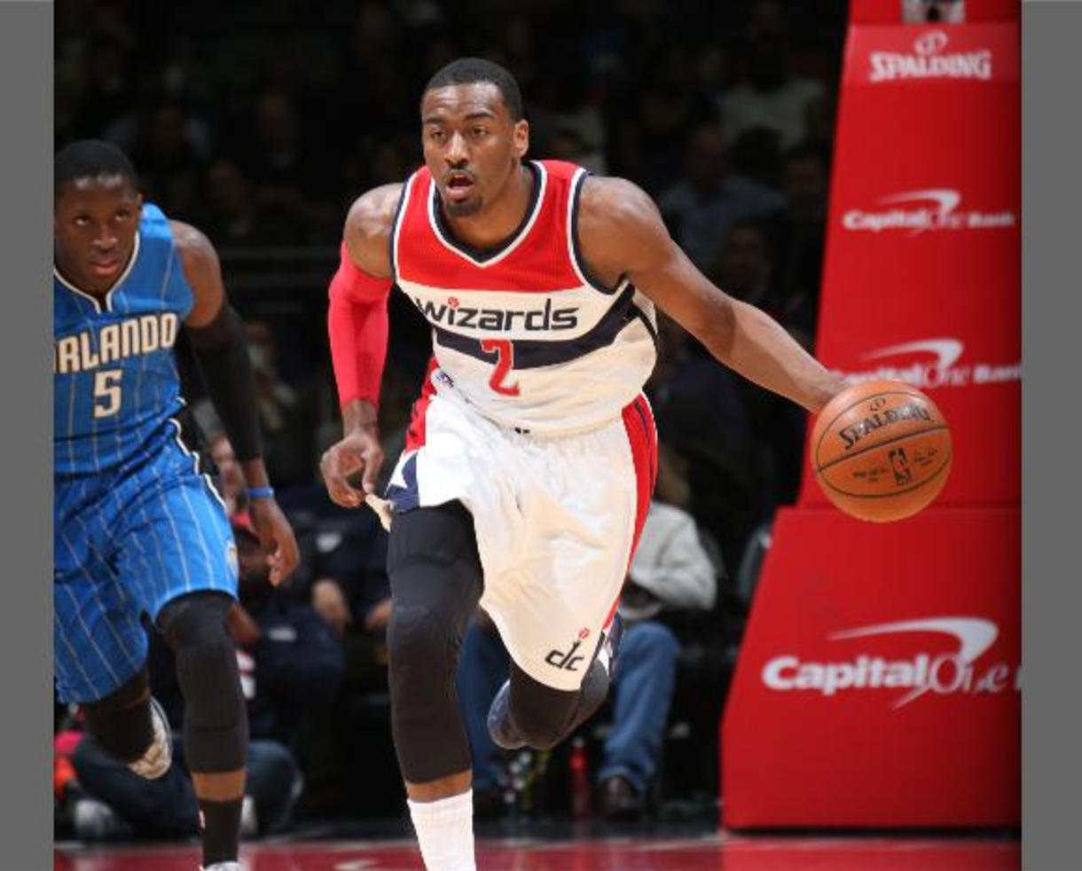 $23 or $45 for Washington Wizards Preseason Game (Up to 34% Off!)