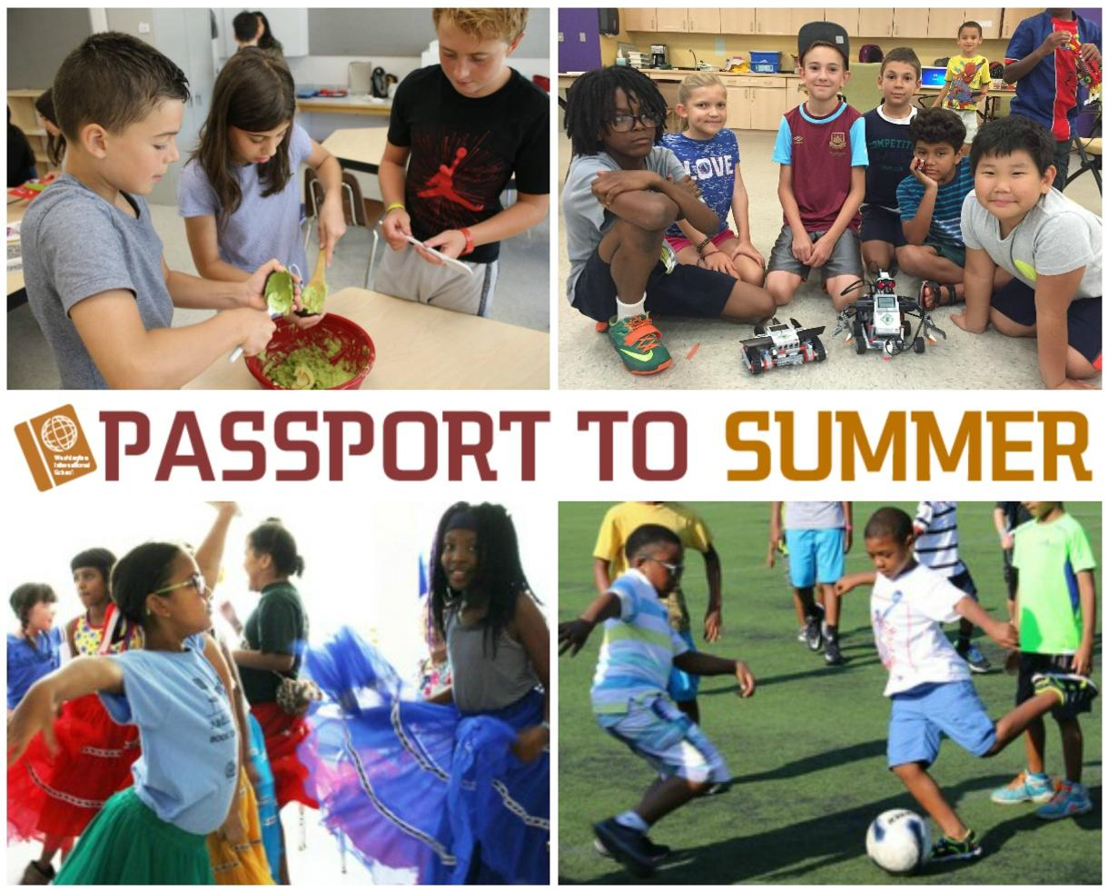 Washington International School Specialty Camp