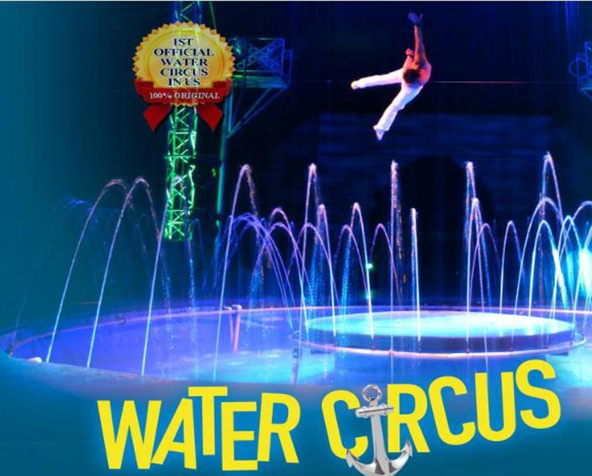 $7.50+ for Cirque Italia Water Circus - Woodbridge, VA or Frederick, MD (50% Off!)
