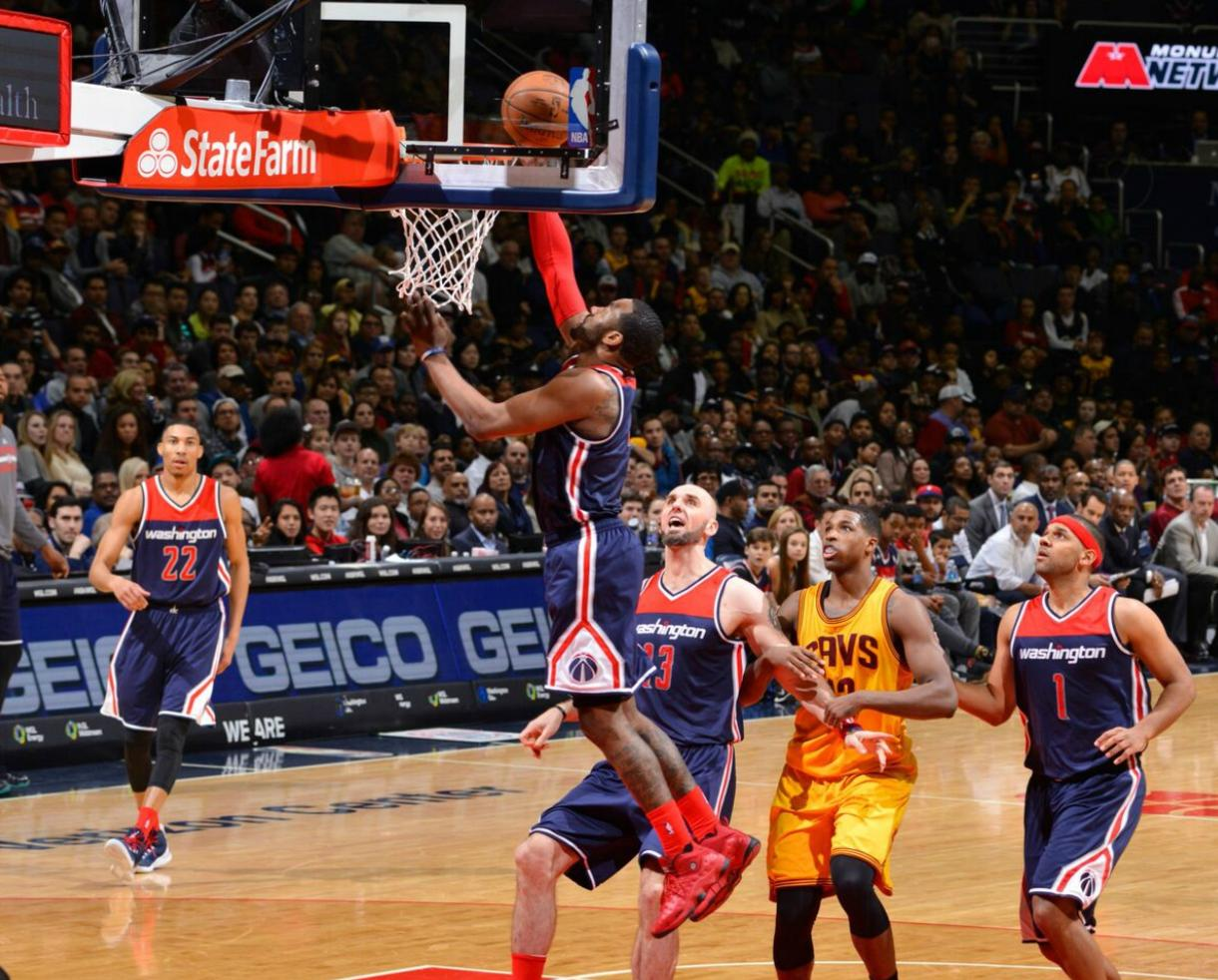 $27+ for Washington Wizards Basketball Game + T-Shirt! (Up to 50% Off!)