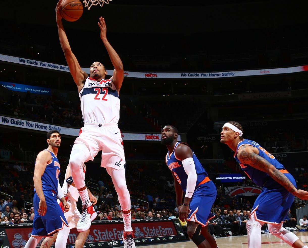 $45+ for Washington Wizards Basketball Game - Includes T-Shirt & Post-Game Free-Throw! (Up to 43% Off)