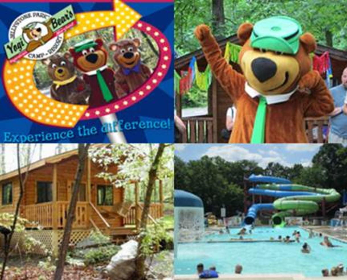 $86 for 2-Night Get-Away at Yogi Bear's Jellystone Park - Hagerstown, MD (50% Off!)