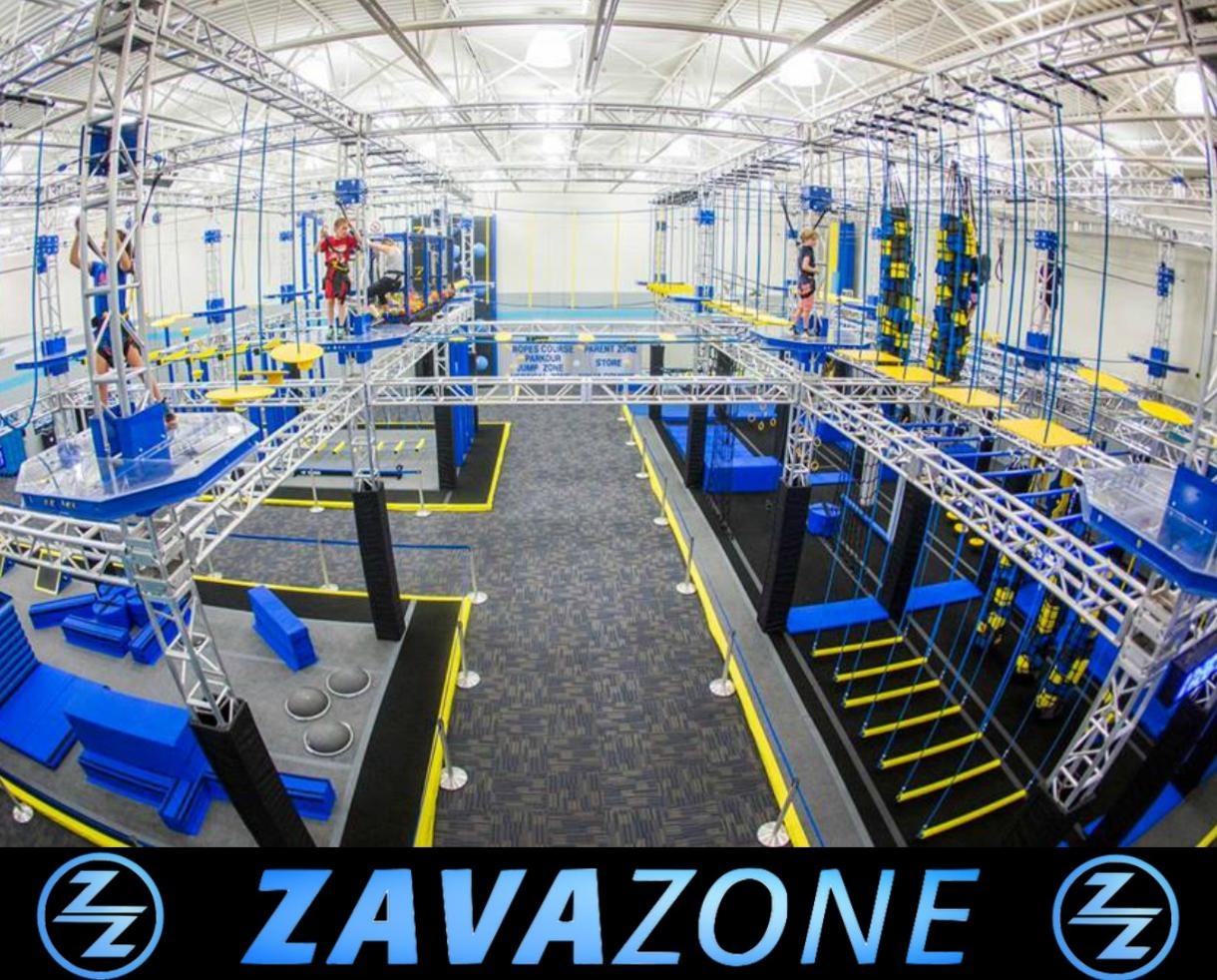 CertifiKID EXCLUSIVE! $30 for TWO 1-Hour Zavazone Passes, 2 Pair of Zavazone Socks and 2 Bottles of Gatorade or Water - Rockville Valid Monday-Friday ($50 Value- 40% Off)