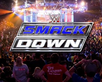 Buy 3 Tickets, Get 1 Free at WWE Smackdown on December 29th at Verizon Center