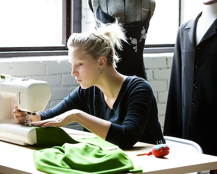 $47 for One 2 Hour Intro to Fashion Design and Sewing Workshop from Jr. Fashion Designers Studio (51% off a $95 value)