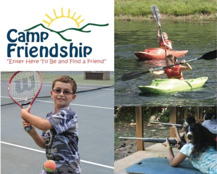 $665 for 1 Week of Junior Village Coed Sleep Away Camp at Camp Friendship in Palmyra - Ages 7-12 (40% Off - $1,100 Value)