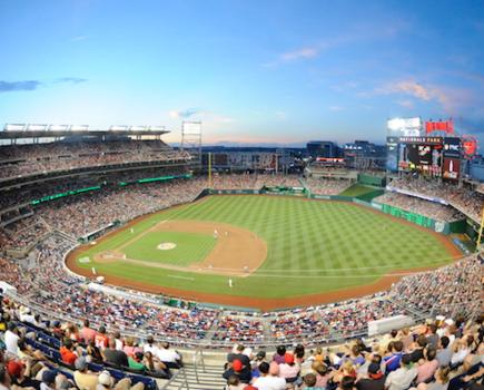 Up to 48% Off on Select Washington Nationals Tickets!