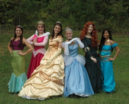 $99 for Princess Party from Princess Parties by Heidi (36% off)