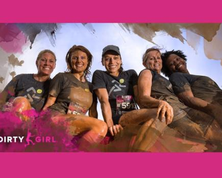 $55 for One Entry to Dirty Girl Mud Run - May 14 at High Point Farm in Baltimore