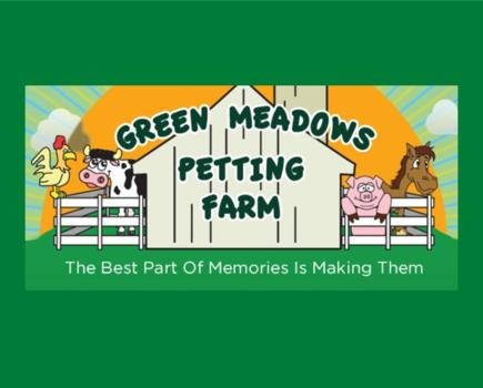 $12 for Two Spring Tickets to Green Meadows Petting Farm - Frederick (50% off)