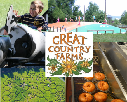 $5 for Great Country Farms November Admission (50% Off)